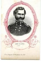 95x111.12 - General Rains C. S. A., Civil War Portraits from Winterthur's Magnus Collection